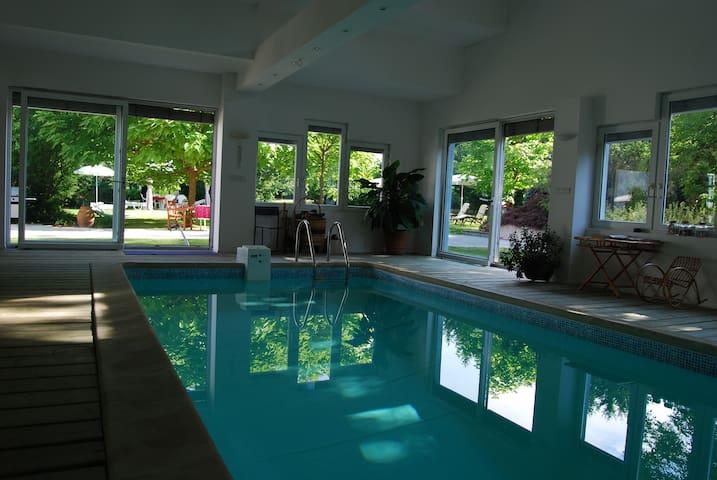 Chambres d'hôtes Villa Maria - Petit-Réderching - Bed & Breakfast