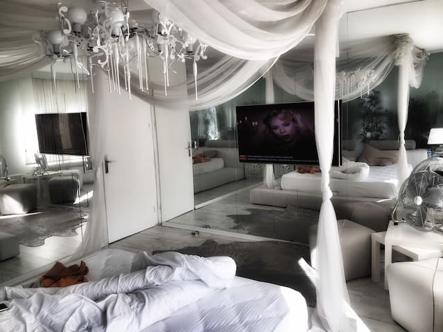 Design Villa - Çankaya - วิลล่า