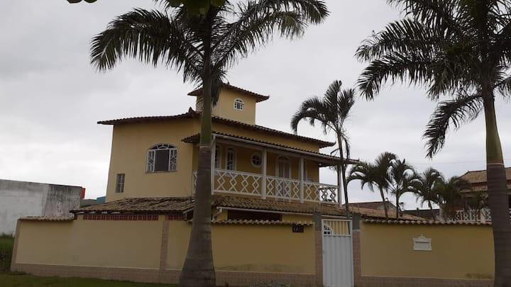 Casa de praia (Rio das Ostras - Barra de São João)