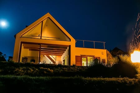 Sky&Earth guesthouse / wine cellar