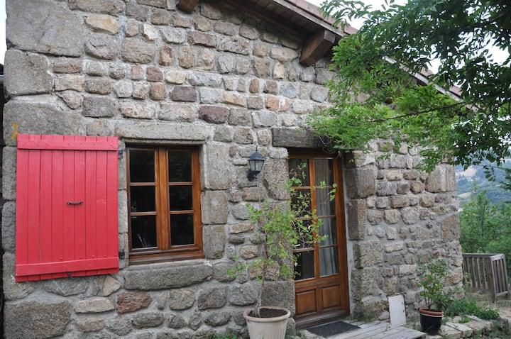 chambre d' hôte à Pailhares Ardèche