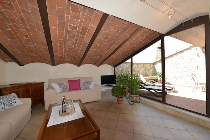 Casa Cristina - Appartamento 1 - Radicondoli - Apartment