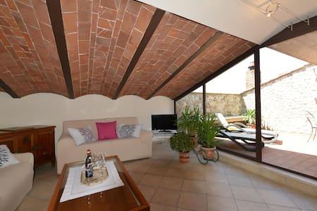 Casa Cristina - Appartamento 1 - Radicondoli - Wohnung