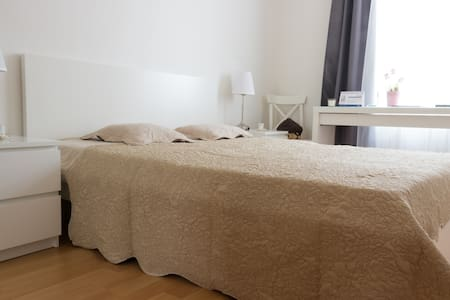 Luxury 2 room apartment and parking - Praag