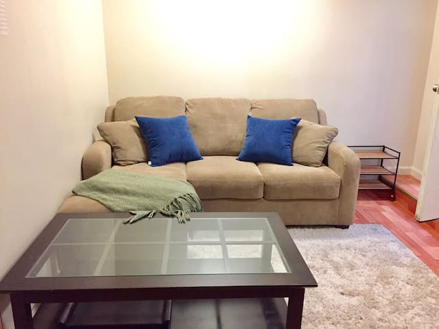 Private Spacious Apartment in Little Hollywood - San Francisco - Wohnung