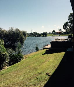 Comfy and peaceful by the canal - Burleigh Waters - Rivitalo