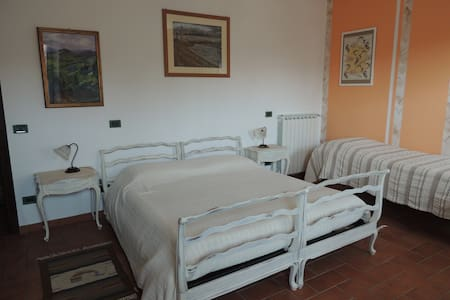 Camera dei viaggi - Cantarana - Bed & Breakfast