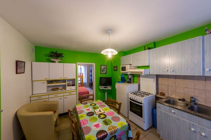 Apartment - 9 km from the slopes