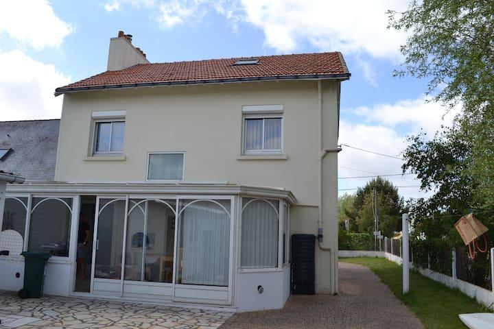 Maison proche plage/commerces - Pornichet - Huis