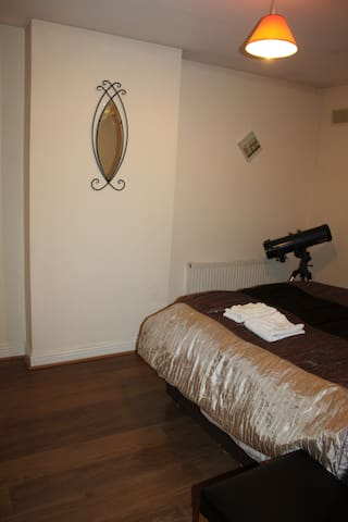 Family friendly cozy room WIFI, Parking, Breakfast - Dublin - Huis