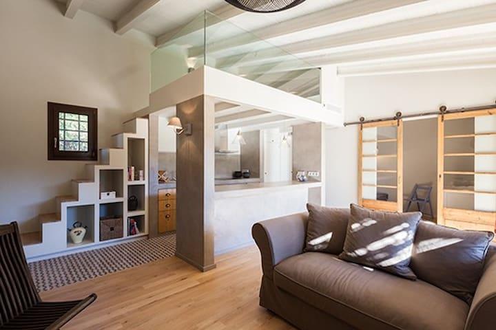 Casa de camp de disseny - Bellcaire d'Empordà - Ev