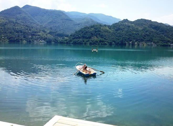 Guest house Jablanicko lake - Konjic - House