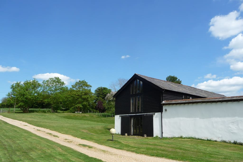The Old Barns and grounds