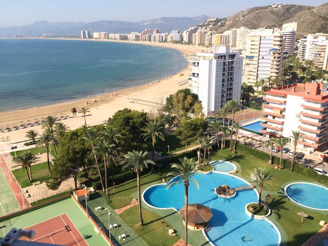 Fantastic views across the bay. - Cullera - Apartament
