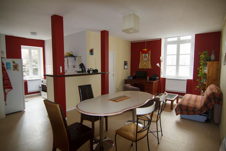 Appartement Montbrison - Montbrison - Apartment