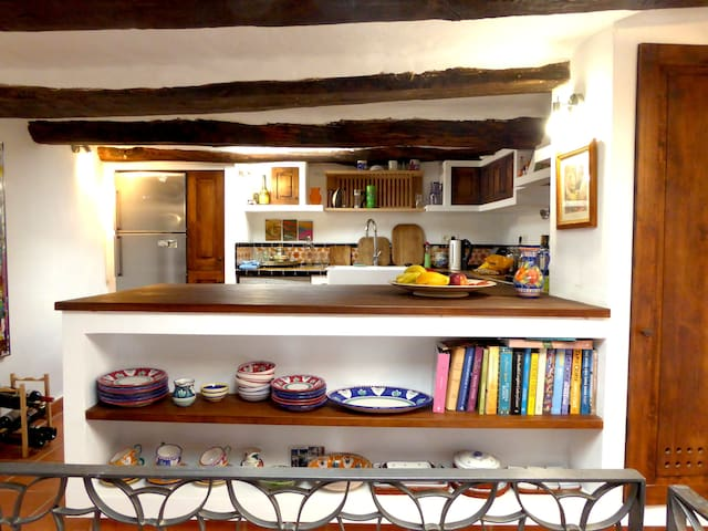 Stylish home in the High Alpujarras - Bubion - Casa