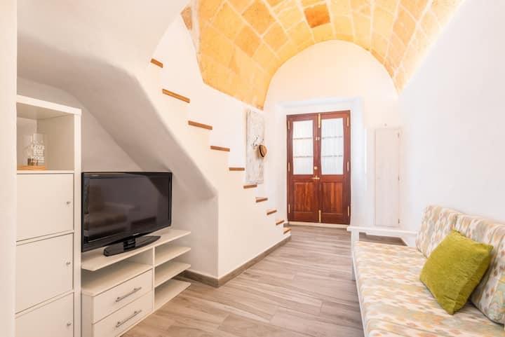 Preciosa casa recién reformada en casco antiguo