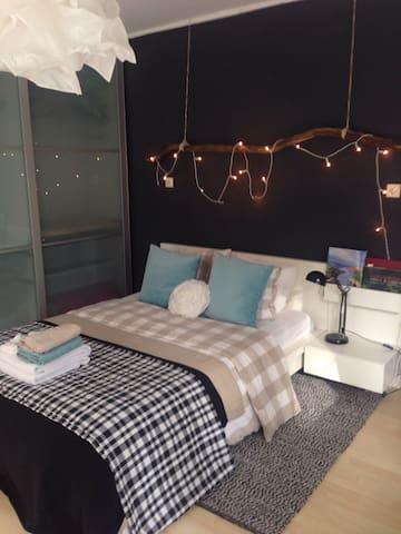 Cosy room in Petite Suisse