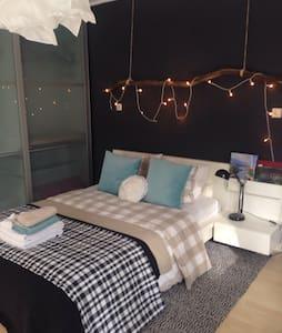 Cosy room in Petite Suisse - Heffingen