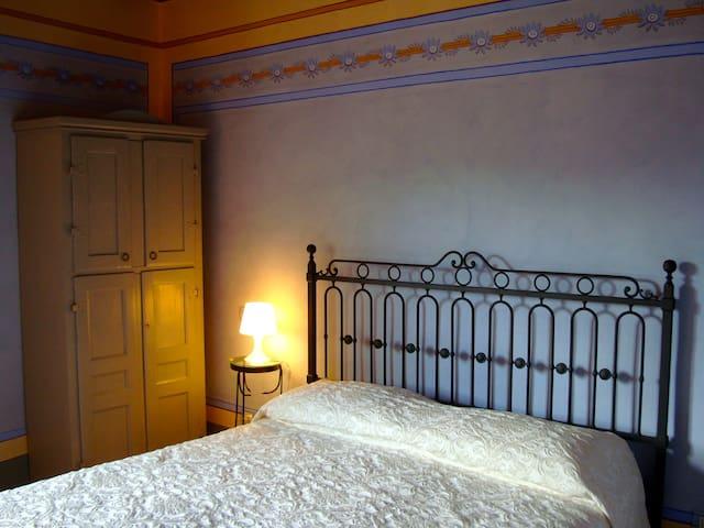 Le Antiche Mura - Camera Azzurra - Semproniano