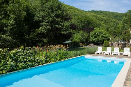 La Bergerie: Urlaub wie damals - Montferrer - House