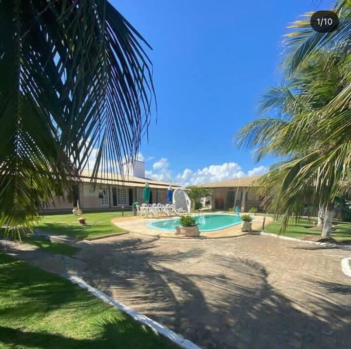 Casa na Praia do Saco - Aconchegante