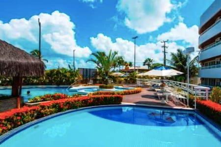 Apartamento Cotovelo Beira-Mar