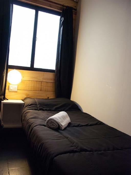 private private single room