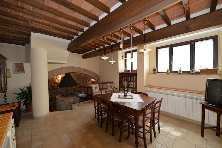 Casa Cristina - Appartamento 2 - Radicondoli - Apartment