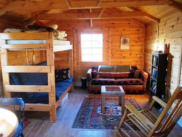 Cozy Cabin in the hills of WV - Spencer - Kulübe