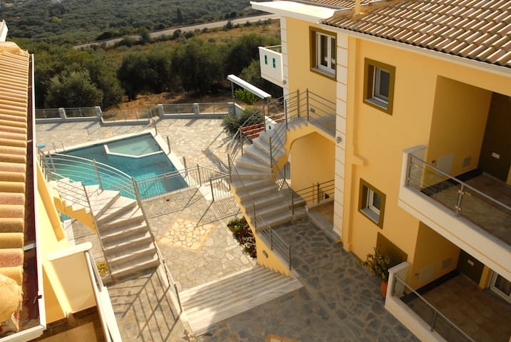 Apartment with Sea View in Preveza - Preveza - Daire