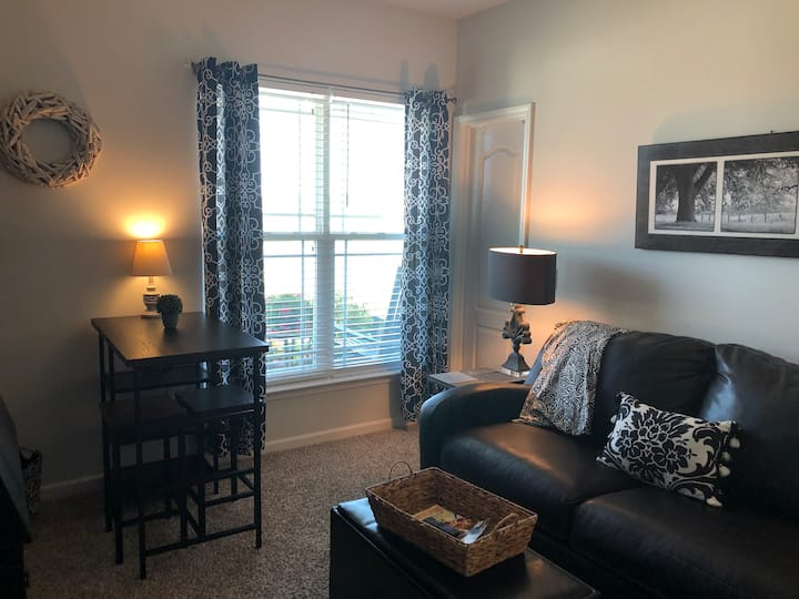 Close to DTWN Greenville! 7 mi. to shop/dine/work!