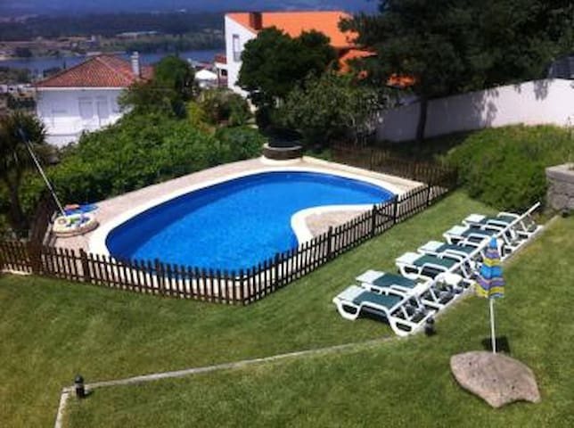 Private Villa with swimming pool - Vila Nova de Cerveira - Casa de camp