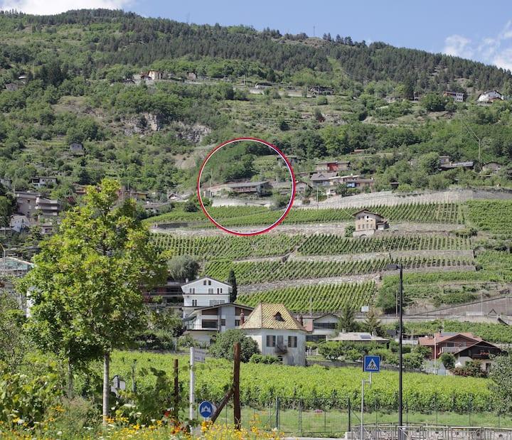 Aosta Villa for rent