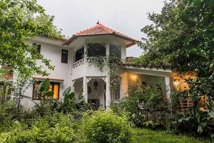 Luxury Villa with Private Pool in North Goa
