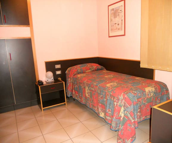 Hotel Primavera, Camera Singola - San Filippo - Bed & Breakfast