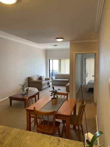 Great location! Entire apartment.