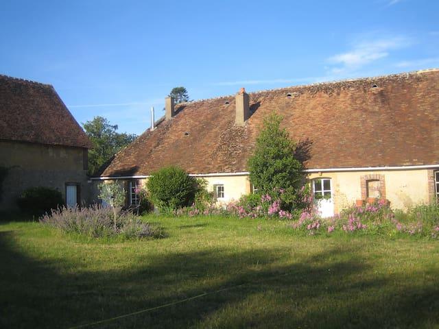 Maison de campagne en Bourgogne - Mézilles