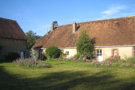 Maison de campagne en Bourgogne - Mézilles - Ev