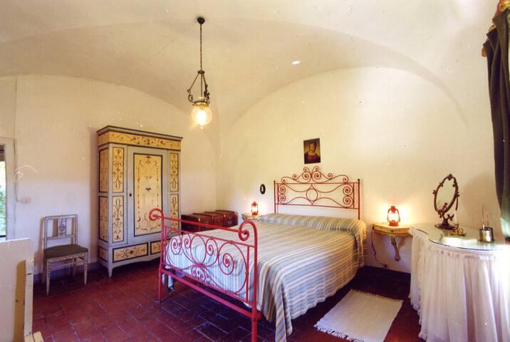 Podere Ulimeto Nannini - Holidays in Tuscany - Volterra - Casa