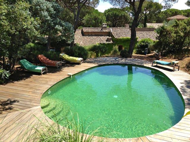 Villa la tortue - Ramatuelle - Huis