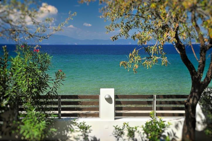 Veranda sea view