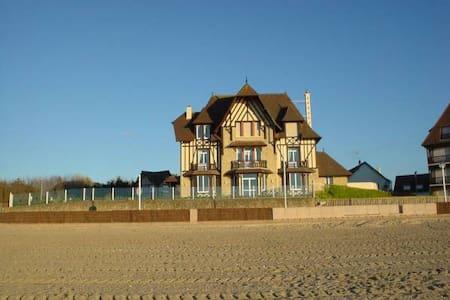 MAGNIFICIENT BEACH HOUSE DEAUVILLE - Benerville-sur-Mer - Villa