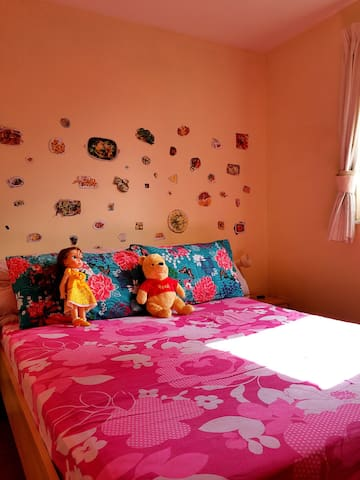A lovely room with great sunlight - Glasgow - Bed & Breakfast