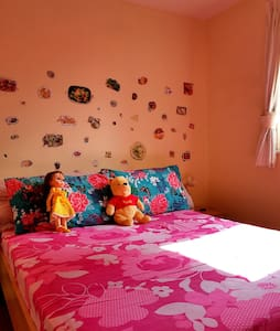 A lovely room with great sunlight - กลาสโกว์ - ที่พักพร้อมอาหารเช้า