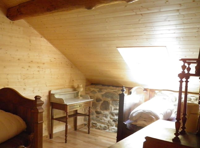 Gîte de Seuillac - Siguer - Rumah