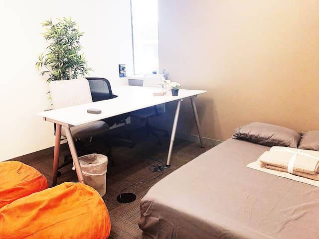 Private Office Room in a Shared Space 10min to SFO