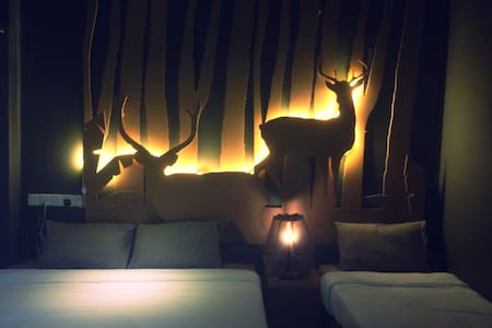 RainHillBoutiqueGuesthouse-Deer - George Town - Hus