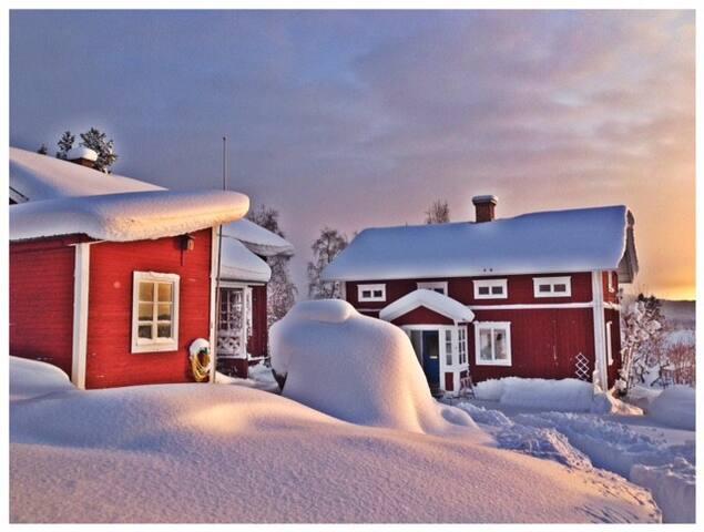 Järvsö, Kramsta, Lillbacka - Järvsö - Haus