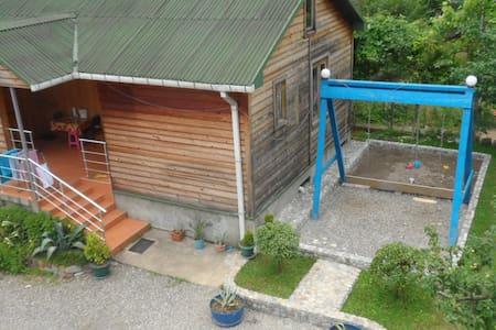 Wooden Cottage - batumi